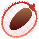 Lychees Berry Food Icon