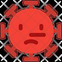 Lying Coronavirus Emoji Coronavirus Icon
