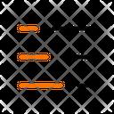 Lyric Sign Interface Icon