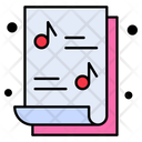 Lyrics File Icon