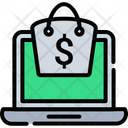 Banking M Commerce Online Icon