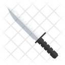 M Bayonet Knife Tool Blade Icon