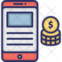 M Commerce Icon