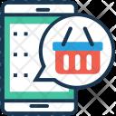 Commerce Shopping Basket Icon