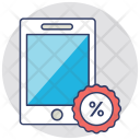 M Commerce Mobile Icon