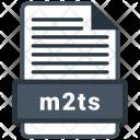 M2ts file Icon