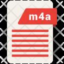 M4a file Icon