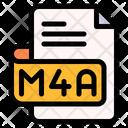 Ma File Type File Format Icon