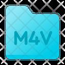 M4V Folder Icon