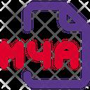 Ma 4 File Icon