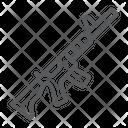 Ma Rifle Military Icon