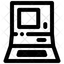 Mac Pc Retro Icon