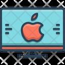 Mac Monitor Apple Icon