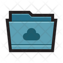 Folder Mac Cloud Icon