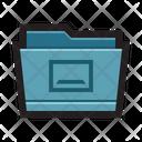 Mac desktop folder Icon