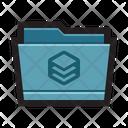 Mac organizer folder Icon