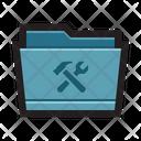 Mac tools folder Icon