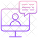 Mac User Chat Icon