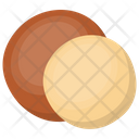 Macadamia Raw Macadamia Nut Icon
