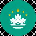 Macao Sar China Icon