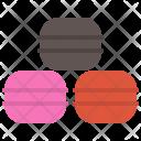 Macaron Sweet Bakery Icon