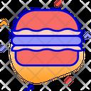 Macaron Sweet Desert Icon