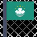 Macau National Country Icon