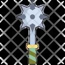 Xmace Splkmace Medieval Icon