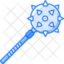 Mace Military Battle Icon