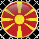 Macedonia National Holida Icon