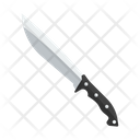 Machete Tool Blade Icon