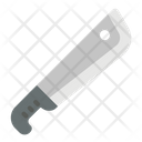Machete Knife Camping Adventure Icon