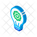 Machine Artificial Intelligence Icon