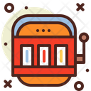 Machine Casino Game Icon