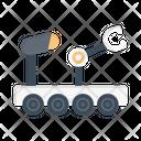 Robotics Machine Automatic Icon