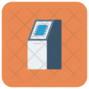 Machine Atm Robot Icon
