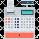 Machine Cash Counter Icon