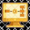 Machine And Service Logs Icon