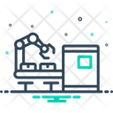 Machine Instrument Modality Icon