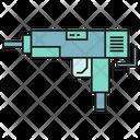Machine Gun Gun Weapon Icon