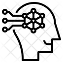 Machine Learning Data Icon