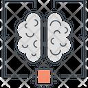 Mmachine Thinking Icon