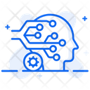 Artificial Intelligence Ai Machine Learning Icon