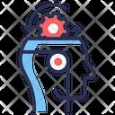 Machine Learning Knowledge Ai Icon