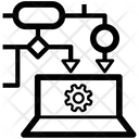Machine Learning Algorithms Icon