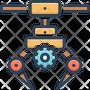 Machine Maintenance Icon