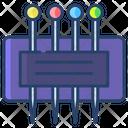 Machine Needles Icon