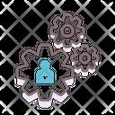 Machine Politics Gear Machine Icon