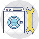 Machine Repairing Icon