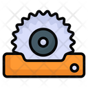 Machine Saw Saw Construction Icon